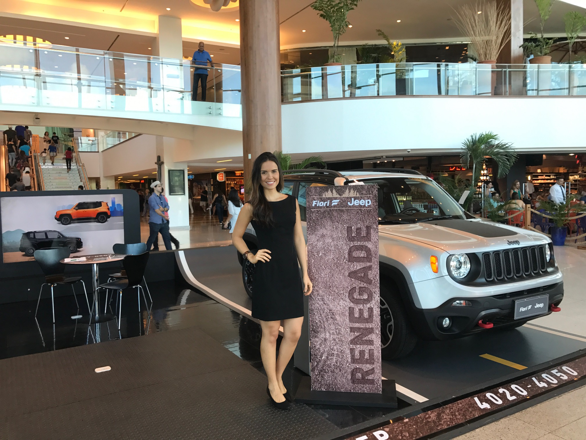 Stand Jeep - Shopping Riomar